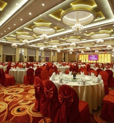 Banquet Hall Interior