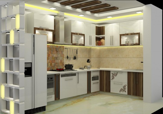 Why Is The Attractive Modular Kitchen The Heart Of The House?