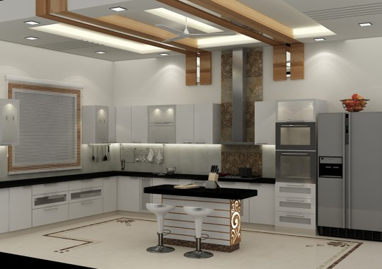 Ditch The Boring Traditional Kitchen Design And Go For Something Modular