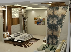 Leading Bed Room Interior Designer company In Delhi/NCR