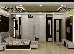 Leading Bed Room Interior Designer In Delhi/NCR