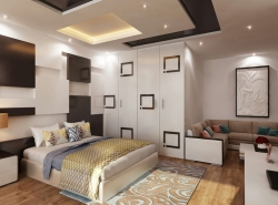 Leading Bed Room Interior Designer Services In Delhi/NCR