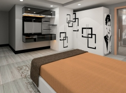 Bed Room Interior Designer company In Delhi/NCR