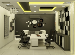 Corporate Interior Designer Services In Delhi/NCR