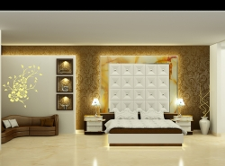 3D Living room design ideas